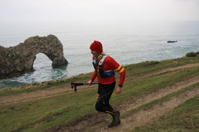 John Stoneman on the Jurassic Coast
