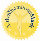 Active Westminster Mark logo