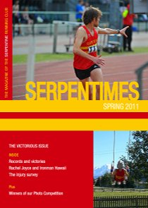 Serpentimes Spring 2011 cover