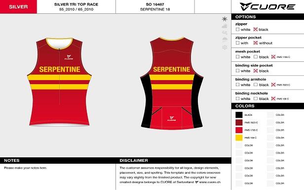 Serpentine Running Club - About us - Triathlon Kit d3e0195a0