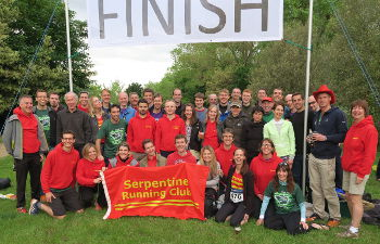 Serpentine Green Belt teams 2016