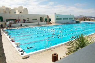 Club La Santa Olympic Pool
