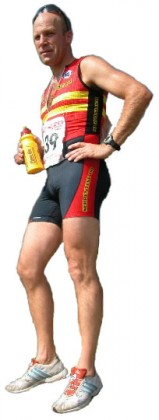 Quintin Wright in serpie tri kit