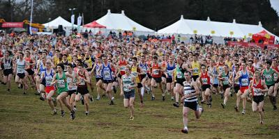The start of the 2008 men's national championships